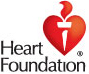 Logo Heart Foundation Australia